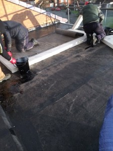 Men Working, Domestic Roofers in Sunderland, Tyne and Wear